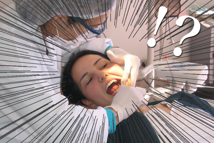 妊娠中に歯医者に行かないと早産になる!?