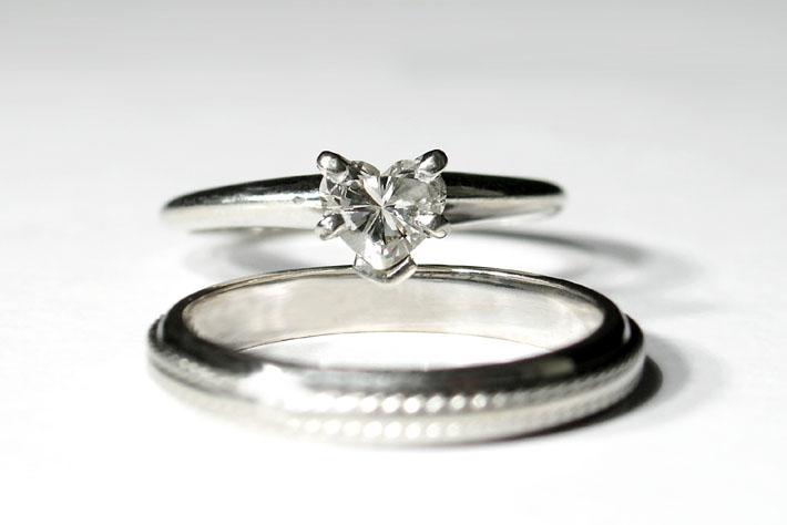 妊娠8ヶ月目。むくみがすごいので結婚指輪を外しました。