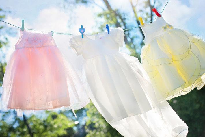 アメリカ式ベビー服の水通しは洗剤あり?ベビー専用洗剤は必要?